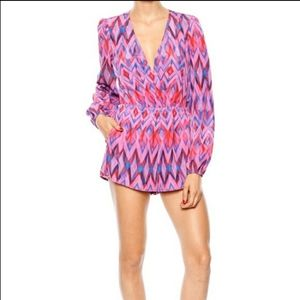 Lovers+Friends Monday to Friday romper size medium